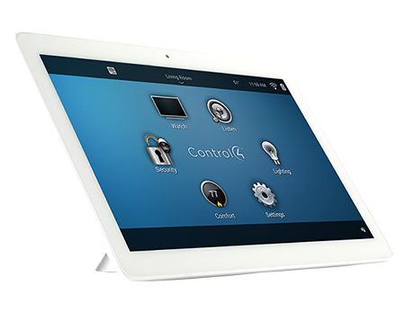 control4 touchpad