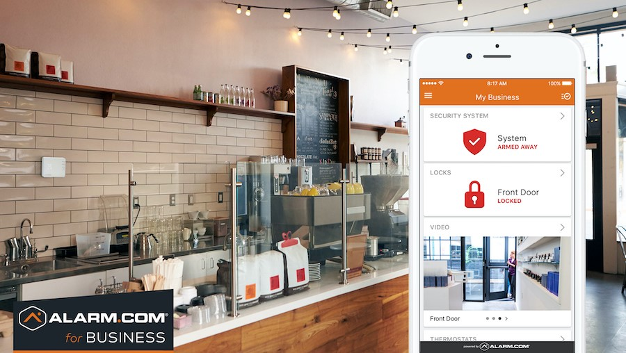 Looking for a Change in Your Business Security System?